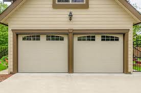 repair garage door spring repairage door springs frame vinyl dent repairrepair dented panel