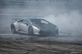 Lamborghini Gallardo Drift - making a lamborghini drift testing 1 2 weee drivingline