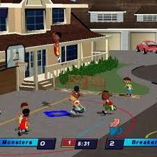 Backyard Basketball 2001 2002 5th Annual Interactive Achievement Awards