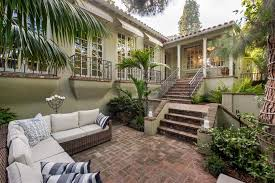 courtyard homes homes jodie foster s villa in los angeles hgtv