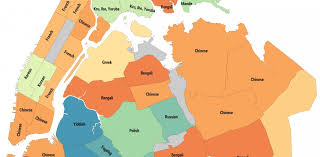 nyc non english language maps business insider
