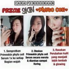 Serum Wajah Hwi jual primeskin phyto cell serum hwi anti aging wajah