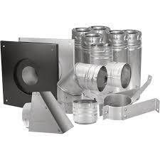 chimney venting northern tool equipment