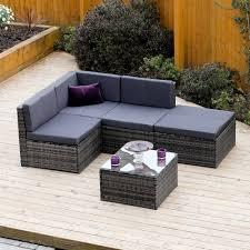 Patio Wicker Furniture Clearance Sofa Resin Wicker Furniture Grey Rattan Furniture Wicker Patio