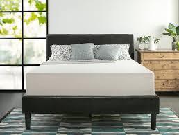 purple mattress reviews zinus memory foam green tea mattress review the sleep sherpa