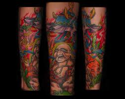 buddha tattoos and designs page 15