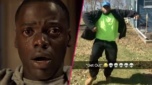 People Meme - people have turned get out into a meme and it s taking over the