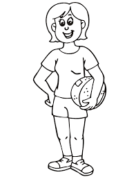 mom sports coloring pages for girls free printable coloring