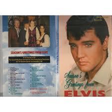 season s greetings from elvis cd digipack 2 special us radio