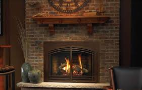 Electric Fireplace Insert Installation by How To Install Gas Fireplace Insert On Custom Fireplace Quality