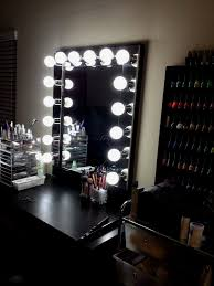 professional makeup lights cool professional makeup vanity with lights design for interior