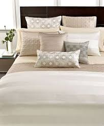 Macys Bedding Hotel Collection Finest Silver Leaf Bedding Collection Created