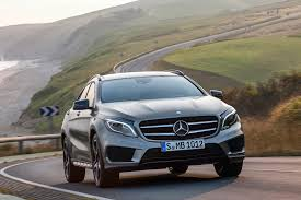 mercedes of germany market launch for mercedes c class and gla autoevolution