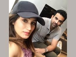 wedding date sagarika ghatge and zaheer khan wedding date locked zaheer khan