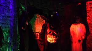 halloween fun shop 2015 the graveyard youtube
