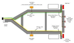 7 pin flat trailer wiring diagram for fancy 4 carlplant