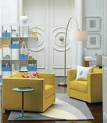 Grey And Yellow Chair Lighting Attractive Arc Floor Lamp And Grey Chair Combine With