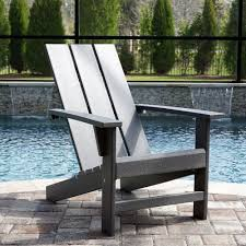chaise adirondack chaise adirondack simplypoly heavy duty modern recycled plastic