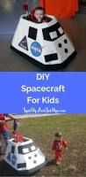 diy spacecraft for kids spit up and sit ups