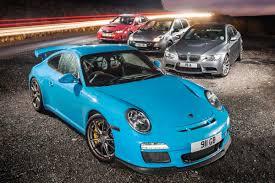 subaru supercar porsche 911 gt3 vs bmw m3 vs renaultsport clio 200 cup vs subaru