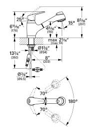 Grohe Eurodisc Kitchen Faucet by Order Replacement Parts For Grohe 33896 Eurodisc Pull Out Spray