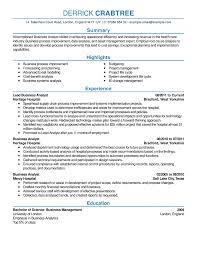 exle of resumes exles exle resume free career resume template