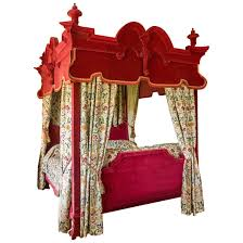 Four Post Bed by 17th Century Style Four Poster Bed For Sale At 1stdibs