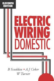 9780750687355 electric wiring for domestic installers electric