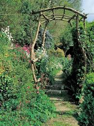 Garden Arch Plans Choosing Materials For Arches And Pergolas Hgtv