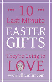 10 last minute easter gift ideas they u0027re going to love food life