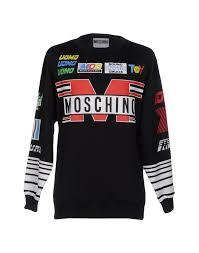 moschino men jumpers and sweatshirts sweatshirt online store 100