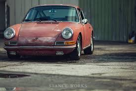 stanced porsche 911 stance works luftgekuhlt 2016 a gathering of aircooled porsches