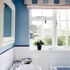blue and white bathroom ideas blue and white bathroom home planning ideas 2017