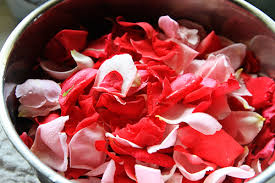 Rose Petals Rose Petal Syrup U2013 Italian Food Forever