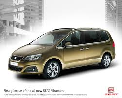 seat alhambra photo gallery autoblog