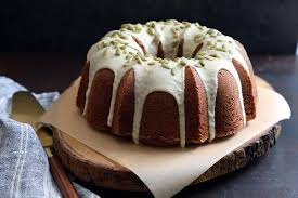 brown cake pumpkin bundt cake with maple brown butter glaze recipe nyt cooking