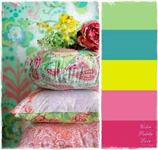 color scheme yellow and pink u2014 decohubs back room pinterest