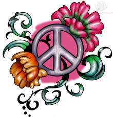 peace love and music tattoo design in 2017 real photo pictures