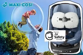 siege auto axis siège auto axissfix air i size avec airbag maxi cosi