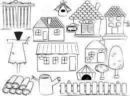 mansion clipart black and white 8 180 townhouse stock vector illustration and royalty free