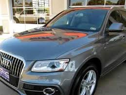 audi q5 supercharged 2013 audi q5 3 0t quattro awd with s line supercharged v6 and