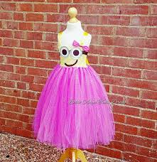 Minion Tutu Dress Etsy 556 Etsy Kids Images Baby Play Birthday Party