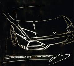 lamborghini logo sketch lamborghini gallardo 2004 supercar sketches