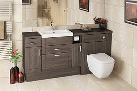 fitted bathroom furniture ideas vetro cinder fitted bathroom furniture roper bathroom