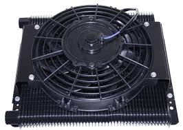 oil cooler fan kit oil cooler kit 96 plate includes fan and hardware vw parts for