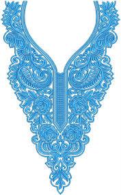 embdesigntube mix creative neck u0026 dress embroidery designs
