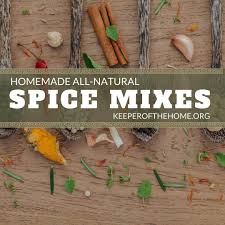 12 simple homemade spice mixes keeper of the home