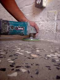 Sandpaper For Concrete Floor by Edging Tips For Polished Concrete