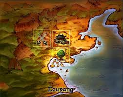 map world ro luoyang ragnarok wiki fandom powered by wikia