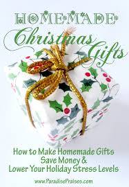 Homemade Christmas Presents by Homemade Christmas Gifts